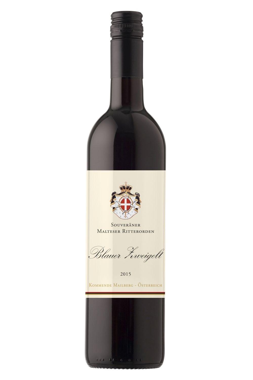 Víno Zweigeltrebe Řádu Maltézských rytířů