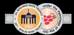 Zlato na berlínské soutěži vín Trophy Spring 2020