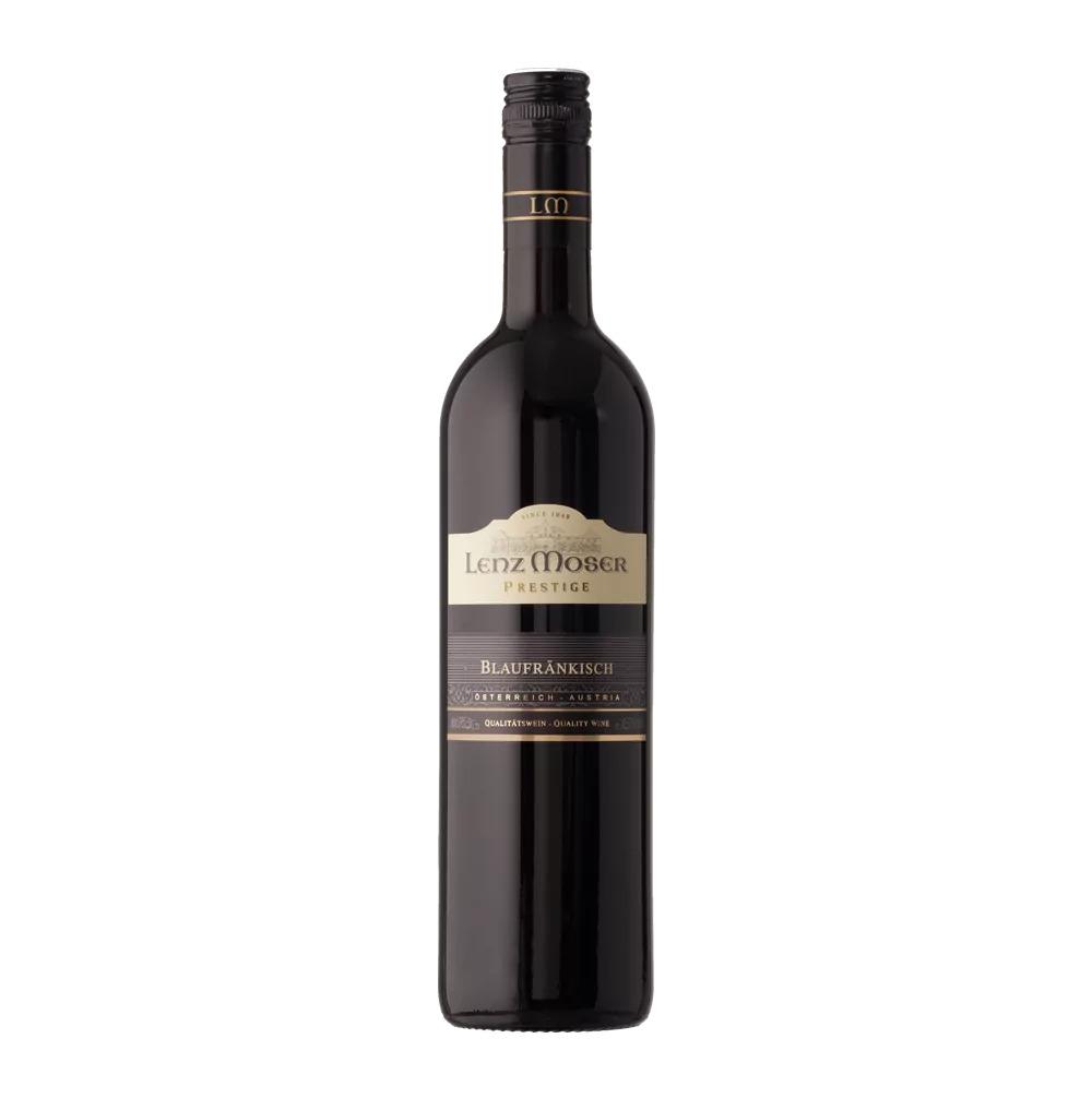 Víno Frankovka Lenz Moser Prestige barrique